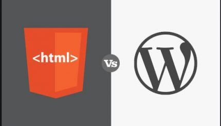 html wordpress